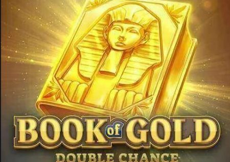 Book of Gold DC